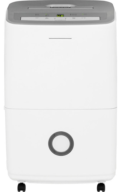 Dehumidifier With Effortless Humidity Control, 30-Pint.