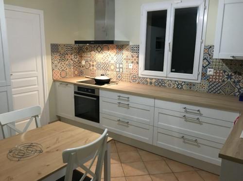 renovation cuisine sombre. Black Bedroom Furniture Sets. Home Design Ideas