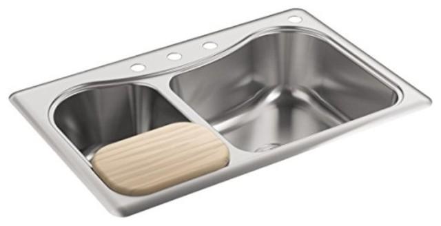 KOHLER 3361-4-NA K-3361-4-NA Utility Sinks
