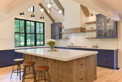 Houzz Tour: 1947 Colonial-Style Home Updated and Expanded