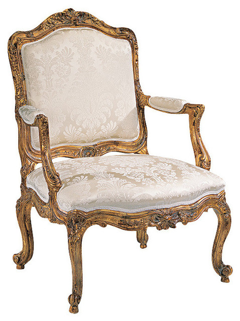 Louis Xv Armchair Victorian Armchairs And Accent Chairs By Inviting Home Inc