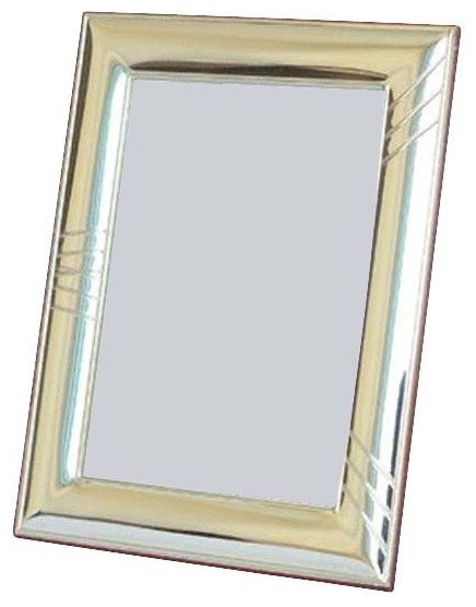 25x35 elegancia sterling silver frame contemporary picture frames