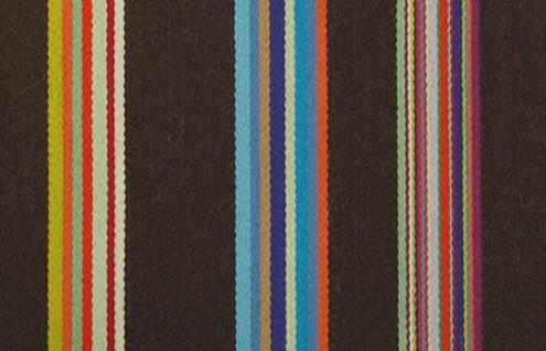 Stripes by Paul Smith Rhythmic Stripe Fabric