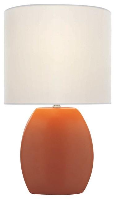 Lite Source Ls-21506orn Reiko Table Lamp.
