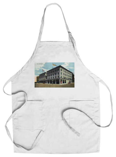 Chef's Apron, San Diego, California, Exterior View Of The
