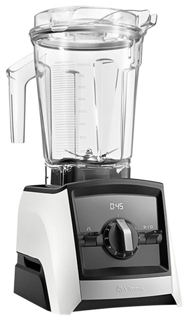 Vitamix Stainless Steel Ascent Series Blenders, A2300, White.