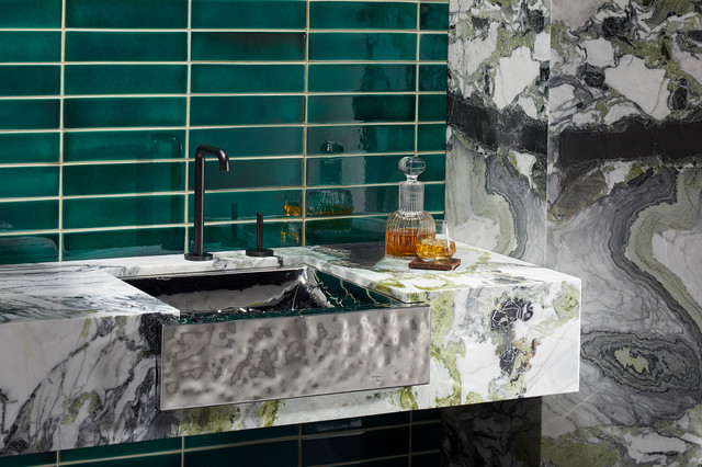 Emerging Decorative Surfaces for Kitchens and Baths in 2019