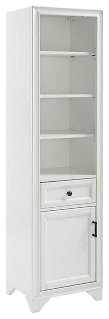 Tara Linen Cabinet - Transitional - Bathroom Cabinets - by ...