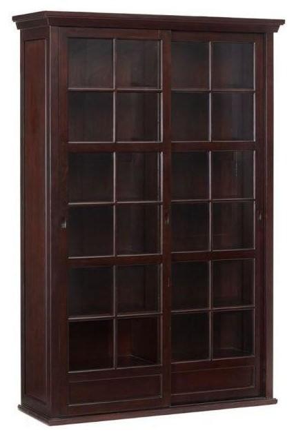 Incroyable Pottery Barn Garrett Glass Cabinet