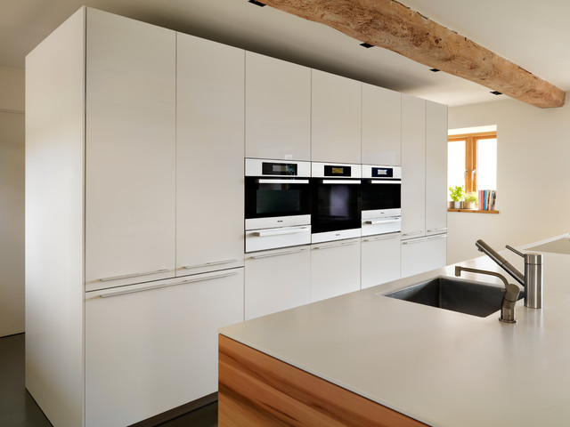 Barn Conversion Oxfordshire By Bulthaup By Kitchen Architecture