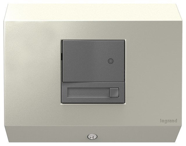 Adorne Control Box With Paddle Dimmer Contemporary Lighting Hardware By