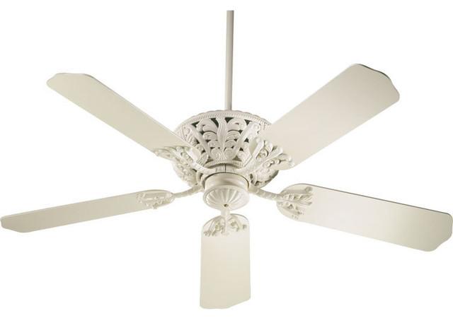 Quorum International Q85525 Windsor Renaissance Indoor Ceiling Fan.