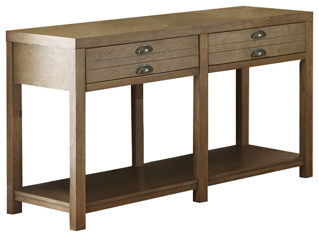 coaster sofa table light oak finish 701959 contemporary side tables and end tables by gwg. Black Bedroom Furniture Sets. Home Design Ideas