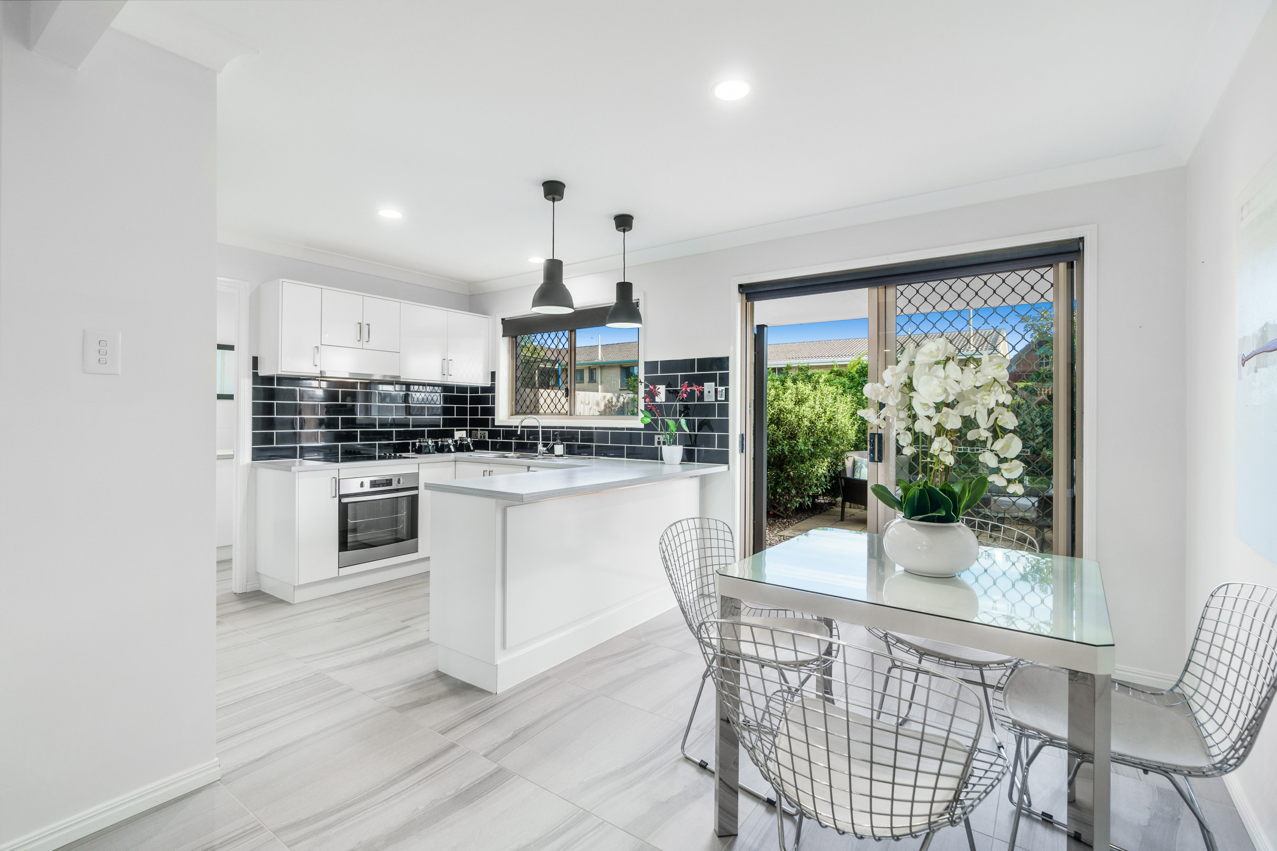 Property Styling - Manly West Townhouse