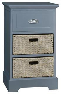 Bonell Side Table, Gray