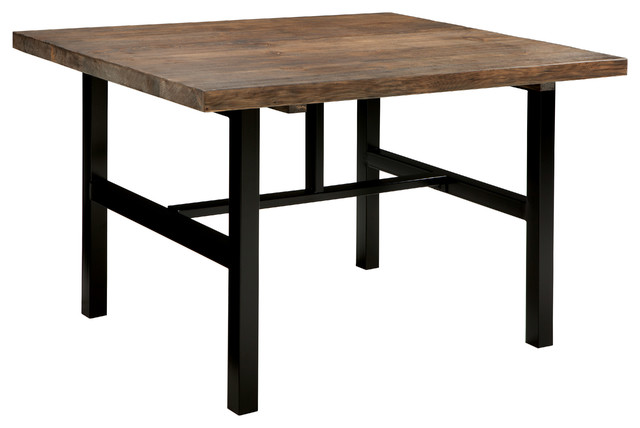 Pomona Dining Table, Natural - Industrial - Dining Tables - by ...