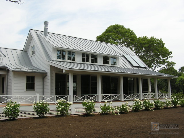 Dove Gray Metal Roofing Boston By Riverside Sheet