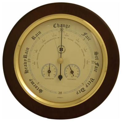 Br Barometer Thermometer And