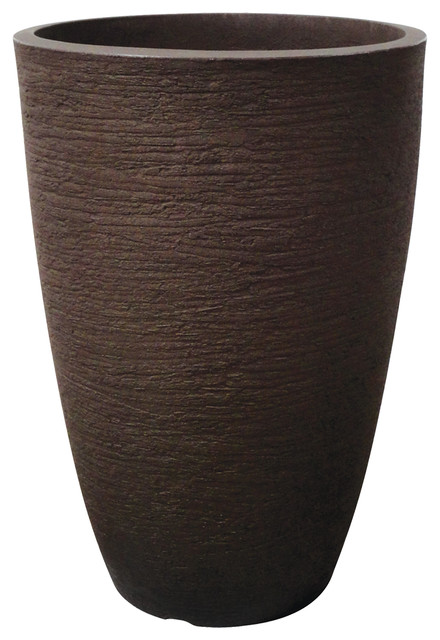 Conic Modern Pot Contemporary Outdoor Pots And Planters By I Pottery
