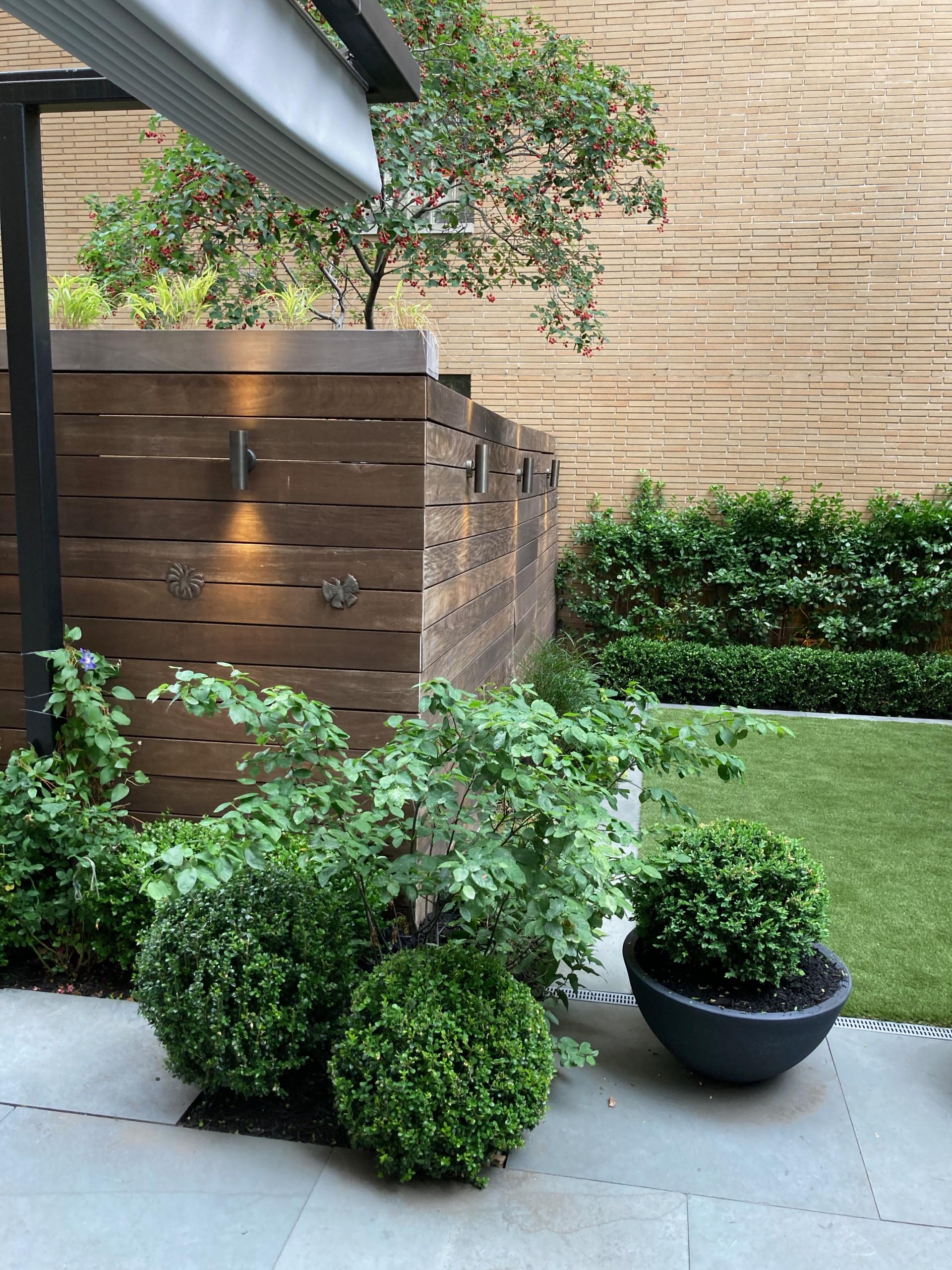 West Village Modern Garden