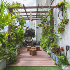 How to Greenify Your Balcony in a Weekend
