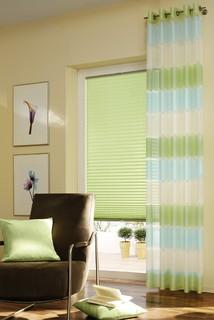 Plissees - Der ideale Sicht- und Sonnenschutz der Marke UNLAND