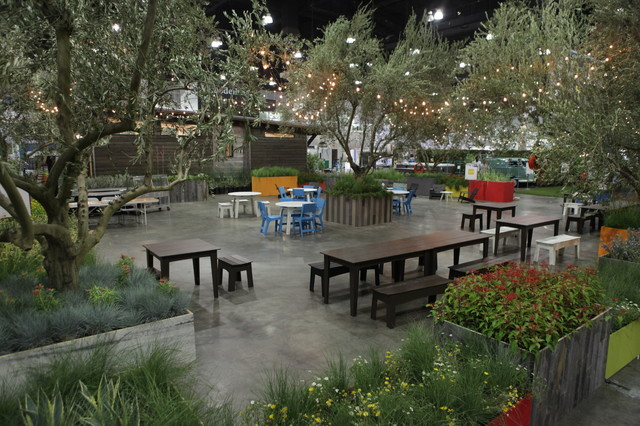 2014 dwell on design loll beer garden modern los