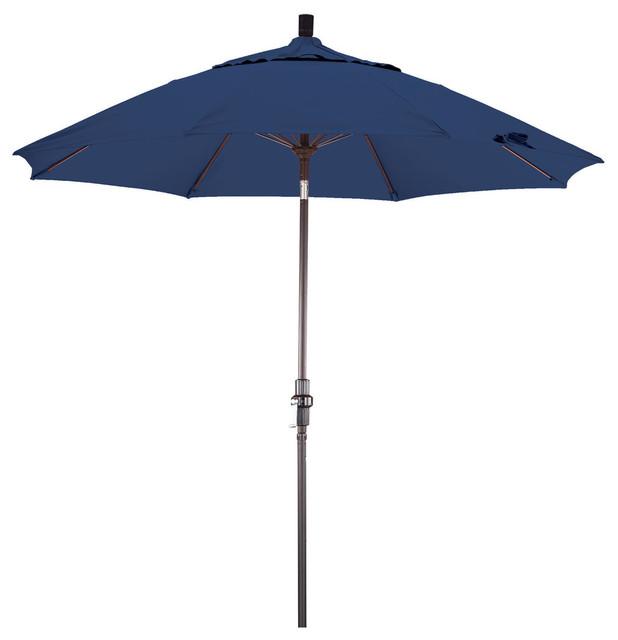 Phat Tommy 9&x27; Aluminum Outdoor Patio Market Umbrella.