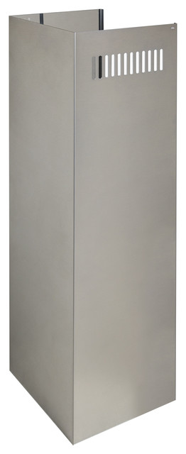Zline 1pcext, 1-36 Chimney Extension For 9&x27; - 10&x27; Ceilings.