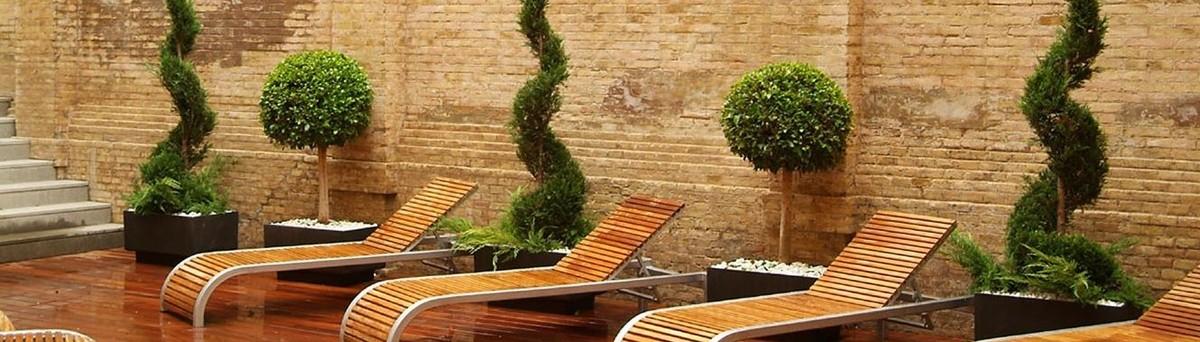 Rehabilitaci n edificio protegido para balneario de aguas for Muebles los leones valencia