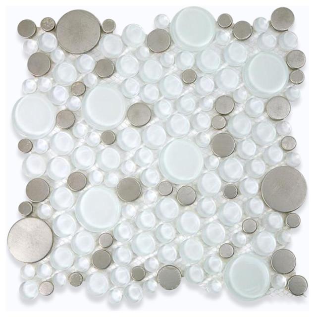 Circle Tile Design Ideas