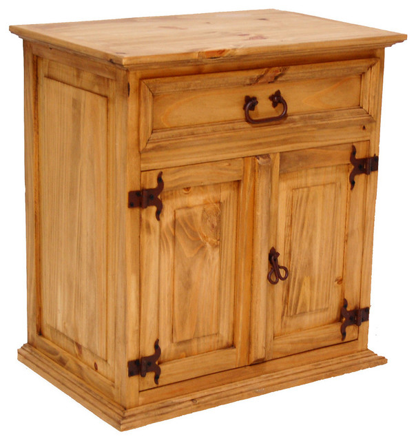 Mansion Nightstand Southwestern Nightstands And