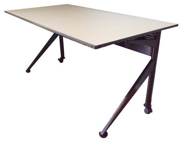 Vecta Ballet Table By Douglas Ball   $1,600 Est. Retail   $400 On  Chairish.com