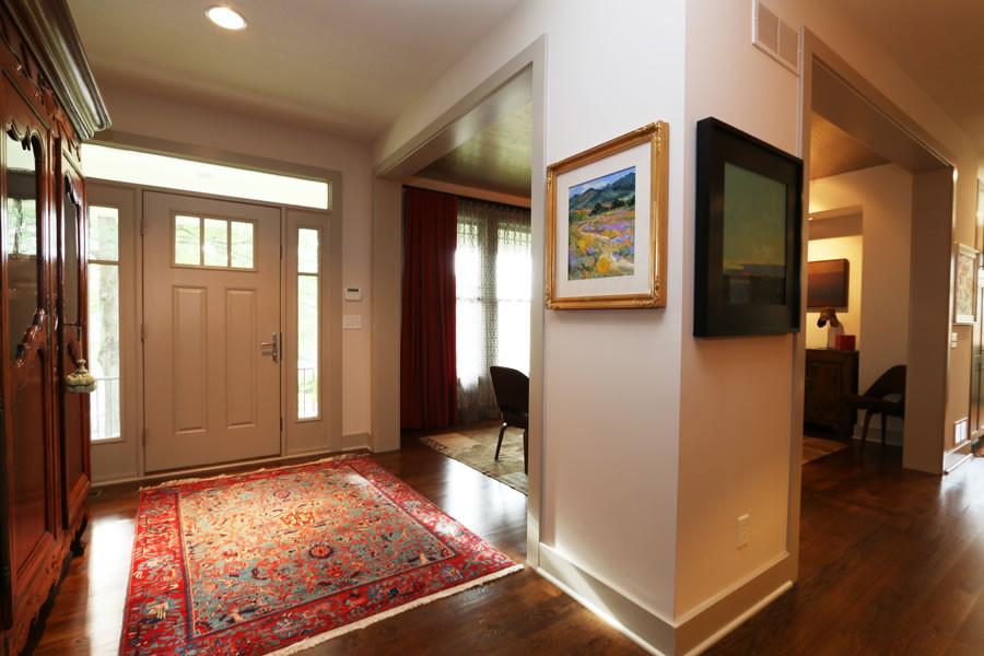 Custom Interiors