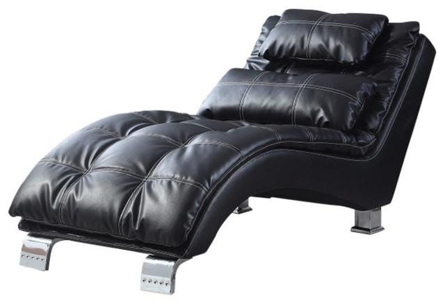 Black Chaise.