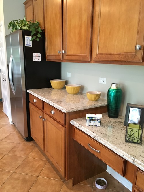 Need Help Finishing Off My Kitchen. I Canu0027t Find A Backsplash That Works  With Current Color Scheme. Do You Have Any Backsplash Recommendations? Do I  Need To ...