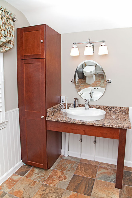 Universal Accessible Bathrooms Eclectic Dc Metro By