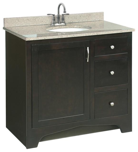 Model Ventura 3225quot Bathroom Vanity Base  Rakutencom
