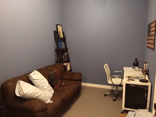 Nice Hi Folks I Have The Small Den When You Enter My One Bedroom Condo. Itu0027s  Really Lacking Any Type Of Wall Decor, And I Was Looking For Suggestions  About How I ...