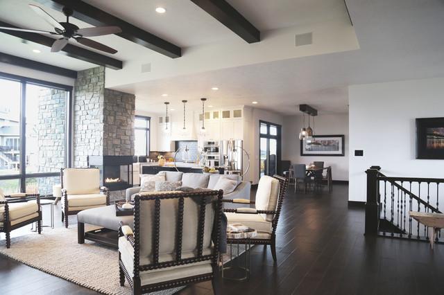 Grand prairie residence for Modern home decor grande prairie