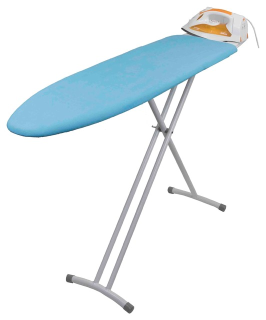 "Sunbeam 15"" Plastic Mesh Rest Ironing Board."