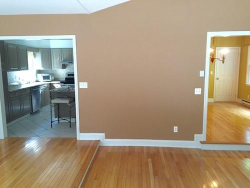 Split level living room design help for Split level living room design