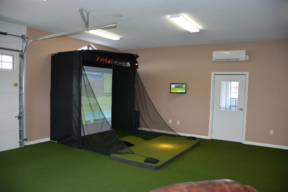 Greenwood, IN - Golf Simulator!