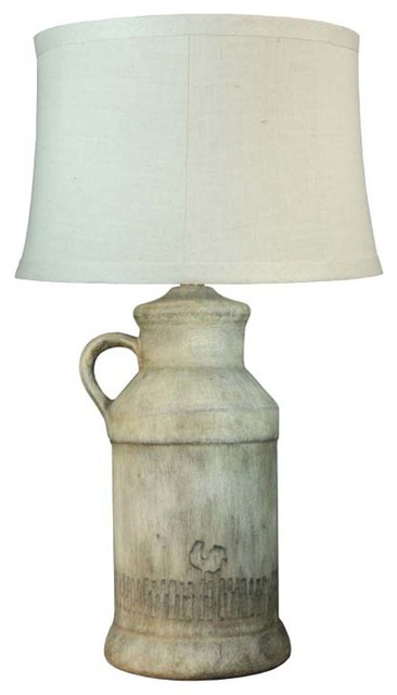 Good Farmhouse Table Lamps By Fangio Lighting