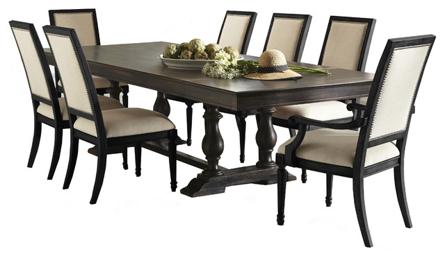 Montserrat 10-Piece Dining Set - Traditional - Dining Sets - by ...