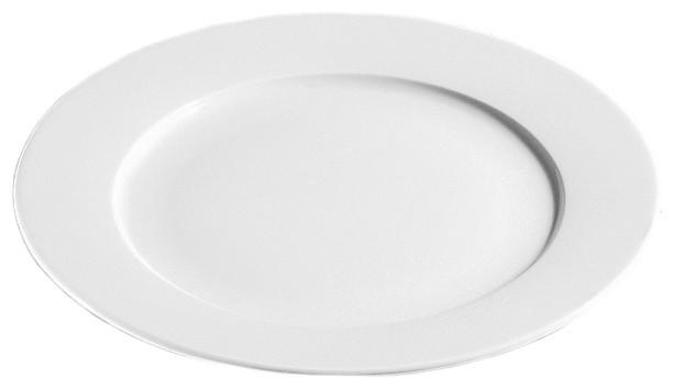 Pillivuyt Sancerre 11\  Plates Set of 4  sc 1 st  Houzz & Pillivuyt Sancerre 11\