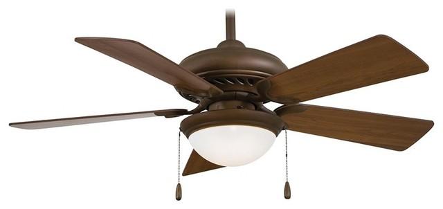 """Minka Aire Supra 44"""" Ceiling Fan, Oil Rubbed Bronze"""