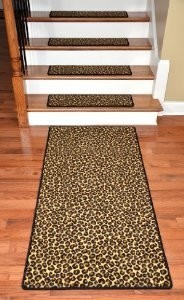 Dean flooring company premium carpet stair treads for Jardin stair treads