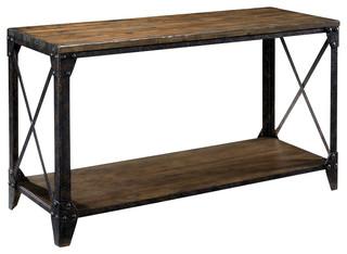 Magnussen Pinebrook Table, Natural Pine