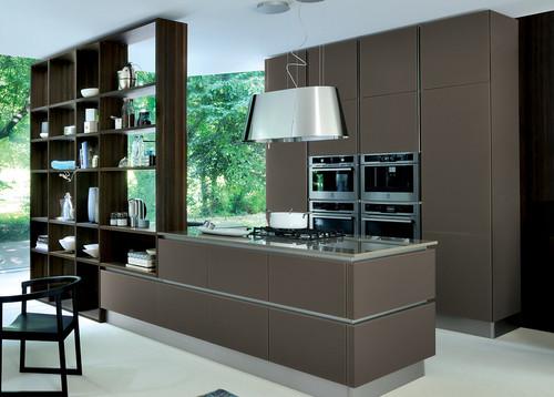 Divisione cucina/soggiorno
